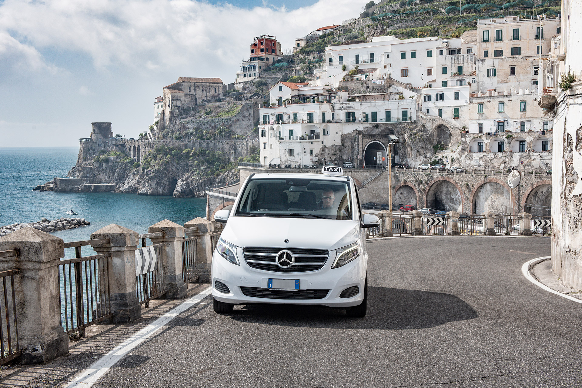 Ravello Taxi - Shuttle Services
